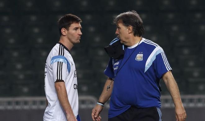 Xay dung Argentina khong phu thuoc Messi hinh anh 2