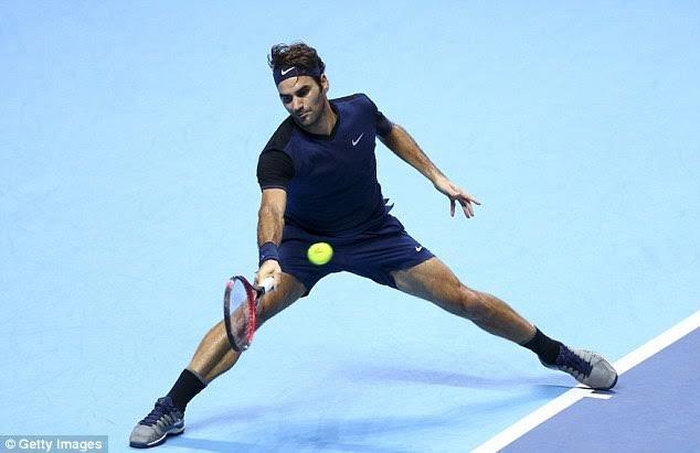 Khi Federer mang hinh hai Nadal di chinh chien hinh anh 1