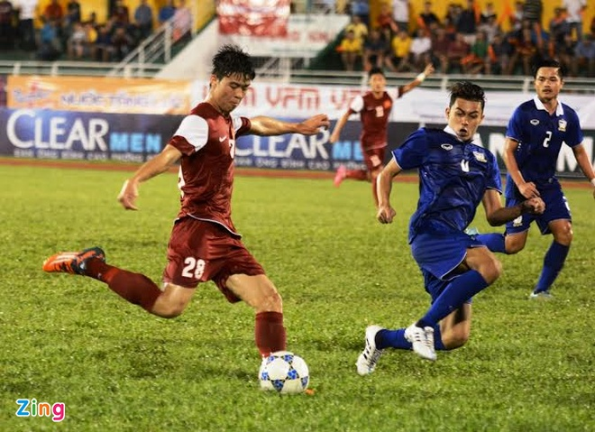 Thang Thai Lan 4-2, U21 VN len ngoi dau bang A hinh anh 15