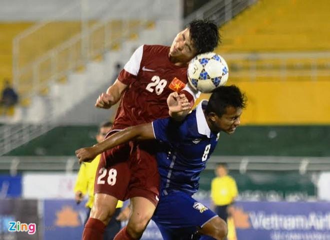Thang Thai Lan 4-2, U21 VN len ngoi dau bang A hinh anh 14