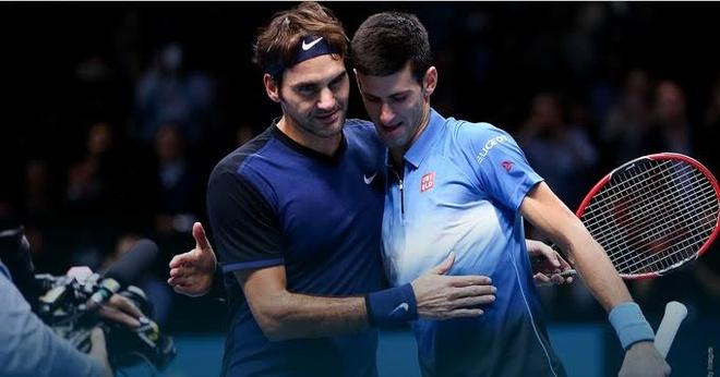 Thu hung Djokovic - Federer: Hai con nguoi, mot su cam ghet hinh anh 1