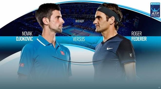 Thu hung Djokovic - Federer: Hai con nguoi, mot su cam ghet hinh anh