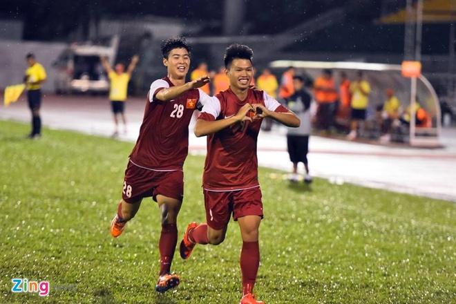 Thang Thai Lan 4-2, U21 VN len ngoi dau bang A hinh anh 7