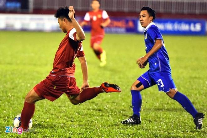 Thang Thai Lan 4-2, U21 VN len ngoi dau bang A hinh anh 8