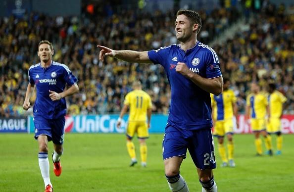 Thang 4-0, Chelsea van chua vao vong 1/8 Champions League hinh anh