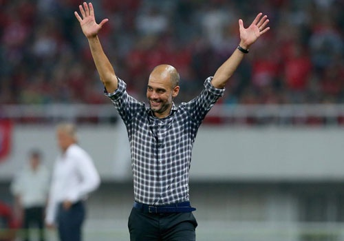 Pep Guardiola co the dan dat Man City mua toi hinh anh