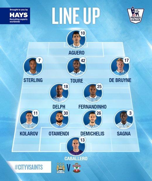 Man City 3-1 Southampton: De Bruyne toa sang hinh anh 6