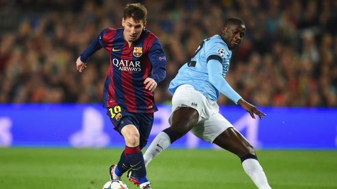 'Man City dang no luc thuyet phuc Messi' hinh anh 1