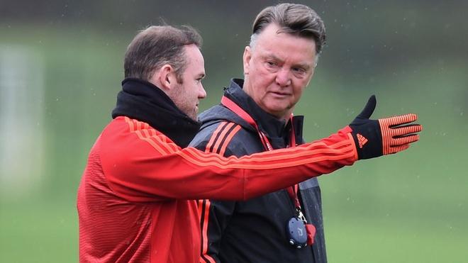 Van Gaal tuyen bo khong loai Rooney hinh anh 1