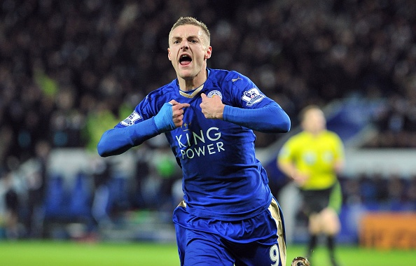 Leicester 1-1 MU: Vardy lap ky luc ghi ban hinh anh 1