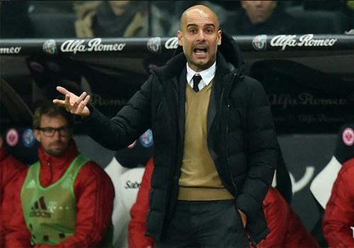 Diem tin: Pep Guardiola muon dan dat MU hinh anh