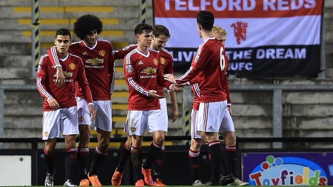 U21 MU danh bai U21 Liverpool nho Fellaini hinh anh 3