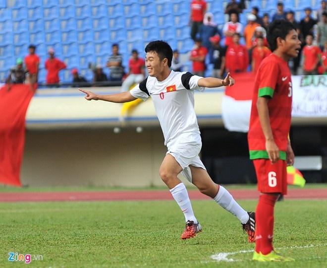 HLV Miura goi bo sung Xuan Truong cho U23 Viet Nam hinh anh 1