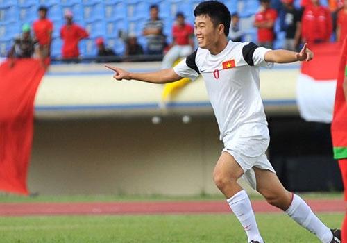 HLV Miura goi bo sung Xuan Truong cho U23 Viet Nam hinh anh