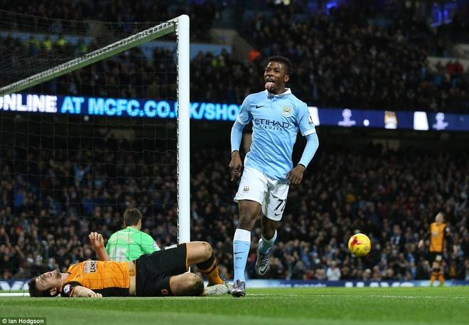 De Bruyne lap cu dup dua Man City vao ban ket League Cup hinh anh 6