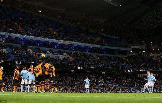 De Bruyne lap cu dup dua Man City vao ban ket League Cup hinh anh 8