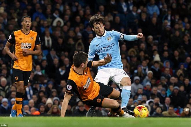 De Bruyne lap cu dup dua Man City vao ban ket League Cup hinh anh 4