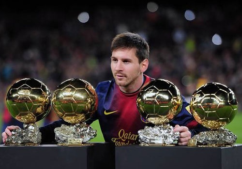 5 ky luc cua Lionel Messi kho bi pha hinh anh