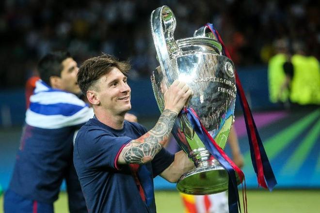 5 ky luc cua Lionel Messi kho bi pha hinh anh 5