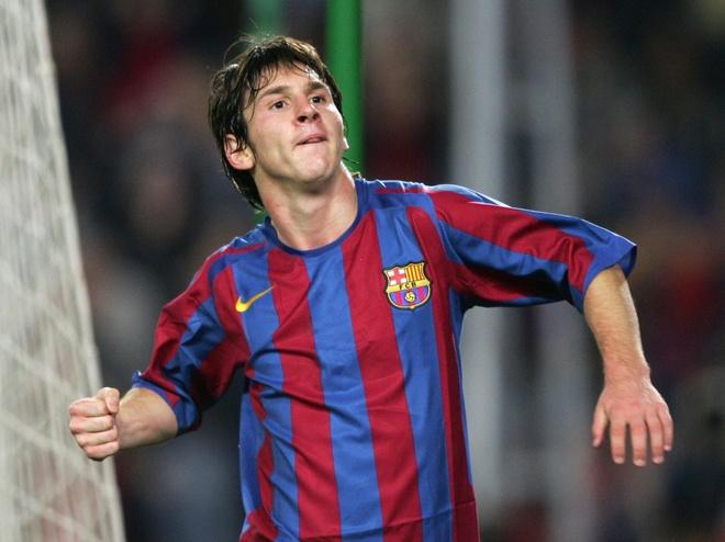 5 ky luc cua Lionel Messi kho bi pha hinh anh 2