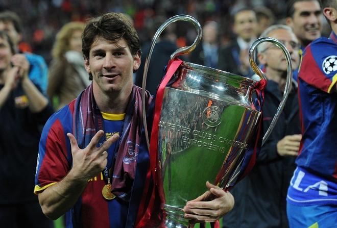 5 ky luc cua Lionel Messi kho bi pha hinh anh 1