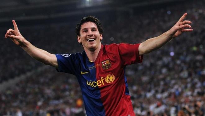 5 ky luc cua Lionel Messi kho bi pha hinh anh 3