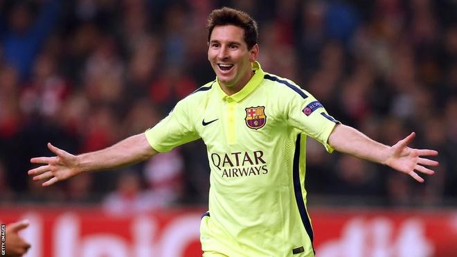 5 ky luc cua Lionel Messi kho bi pha hinh anh 4