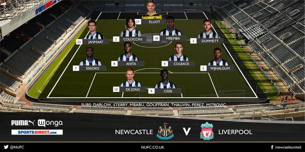 Newcastle 2-0 Liverpool: 'Lu doan do' guc nga hinh anh 3
