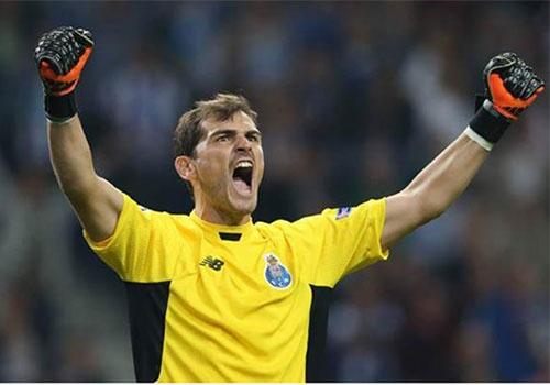 Diem tin: Casillas khao khat thang Chelsea cua Mourinho hinh anh 1