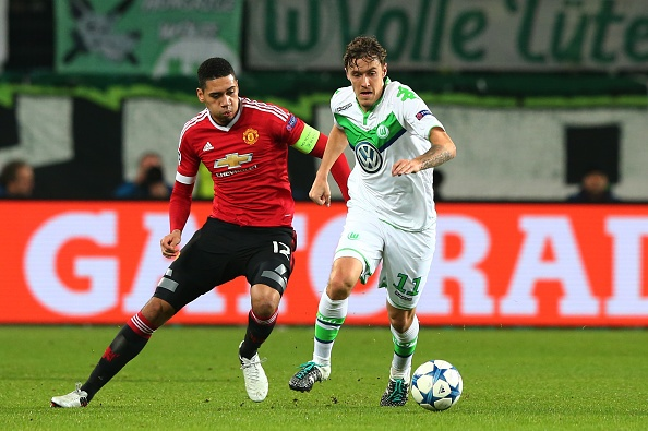 Thua Wolfsburg 2-3, MU dung buoc o Champions League hinh anh 19