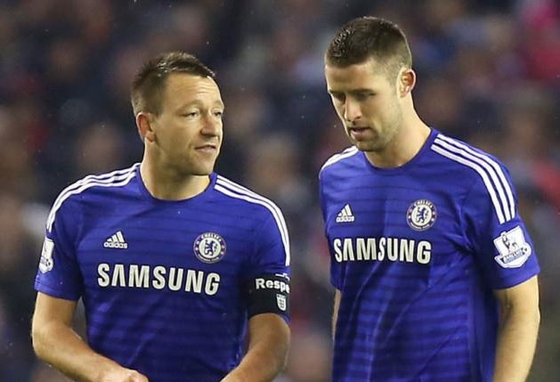 Mourinho danh gia 4 cau thu Chelsea gay that vong mua nay hinh anh 1