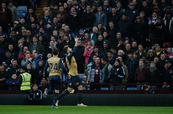 Giroud va Ramsey dua Arsenal len ngoi dau bang hinh anh 15