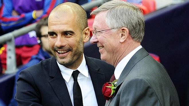 MU len ke hoach moi Guardiola thay Van Gaal hinh anh 1