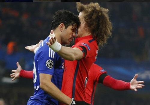 PSG dung do Chelsea, Arsenal gap Barcelona hinh anh
