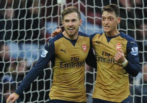 Arsenal hay cu vui khi len ngoi dau hinh anh