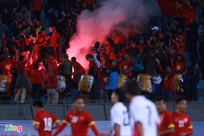 U23 VN 2-2 Cerezo Osaka: Tien dao cua HAGL ghi dau an hinh anh 13