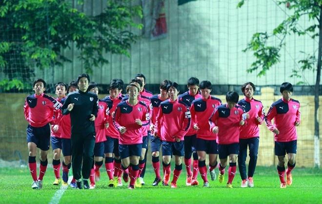 U23 VN 2-2 Cerezo Osaka: Tien dao cua HAGL ghi dau an hinh anh 2