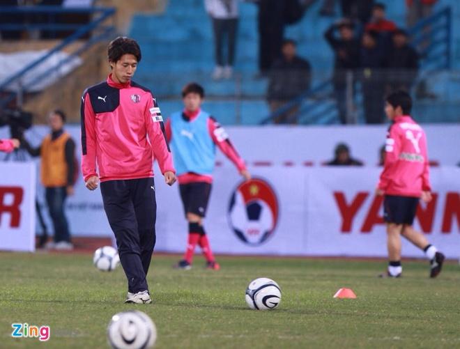 U23 VN 2-2 Cerezo Osaka: Tien dao cua HAGL ghi dau an hinh anh 4