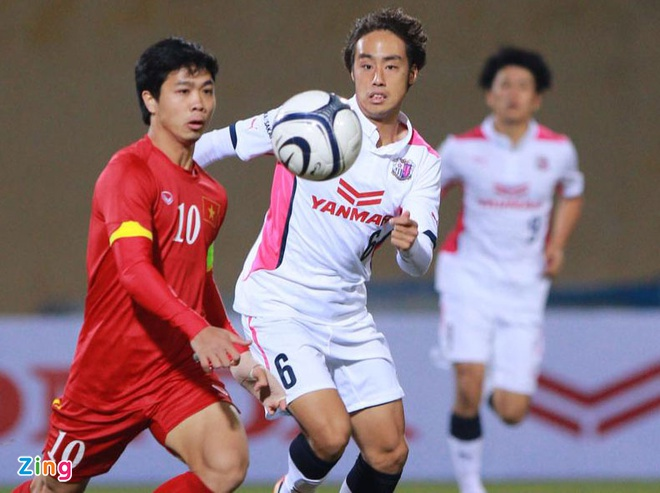 U23 VN 2-2 Cerezo Osaka: Tien dao cua HAGL ghi dau an hinh anh 8