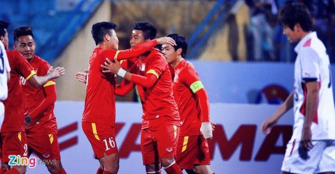 U23 VN 2-2 Cerezo Osaka: Tien dao cua HAGL ghi dau an hinh anh 12