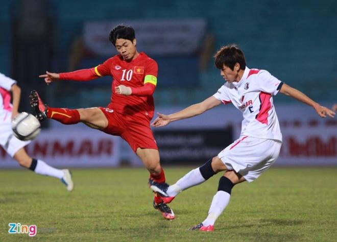 U23 VN 2-2 Cerezo Osaka: Tien dao cua HAGL ghi dau an hinh anh 11