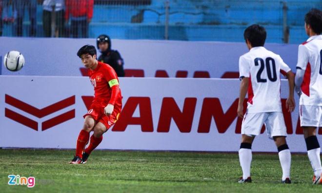 U23 VN 2-2 Cerezo Osaka: Tien dao cua HAGL ghi dau an hinh anh 1
