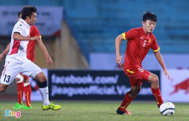 U23 VN 2-2 Cerezo Osaka: Tien dao cua HAGL ghi dau an hinh anh 14