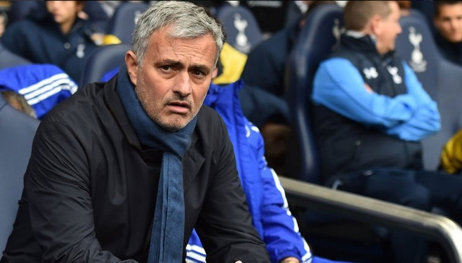 Het that roi 'Nguoi dac biet' Mourinho hinh anh 1
