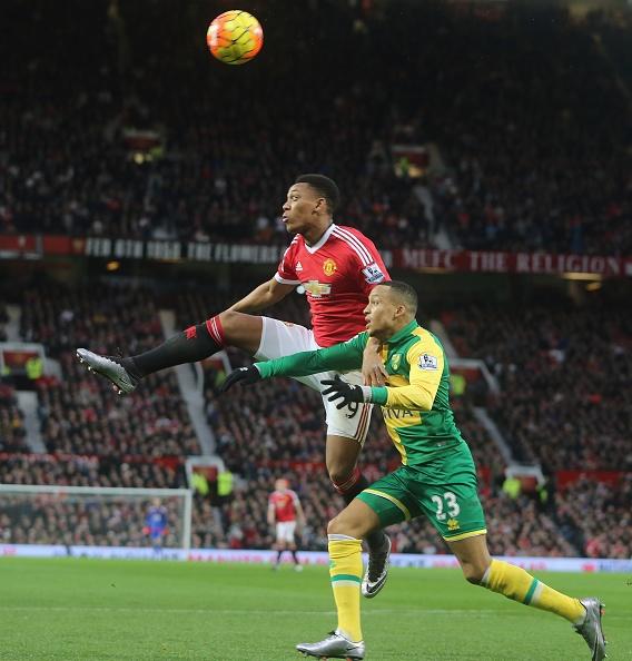 MU 1-2 Norwich: Martial khong the cuu 'Quy do' hinh anh 15