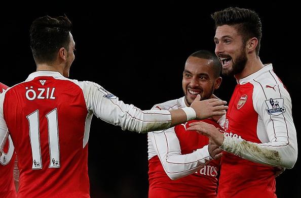 Dan sao Arsenal tin tuong kha nang vo dich Premier League hinh anh 1