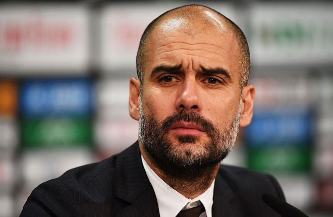 Diem tin: Pep Guardiola cho de nghi tu MU hinh anh 1
