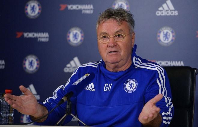 Hiddink dat 3 muc tieu lon cho Chelsea mua nay hinh anh 1