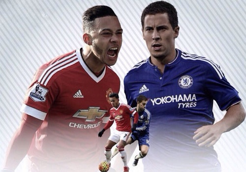 MU that the trong doi hinh ket hop voi Chelsea hinh anh
