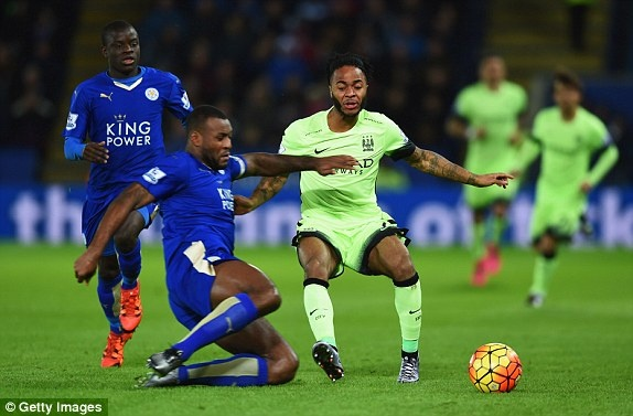 Man City can Leicester tro lai ngoi dau Premier League hinh anh 1
